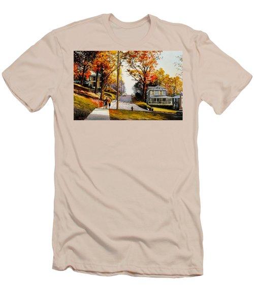 Hearts In Atlantis Men's T-Shirt (Athletic Fit)