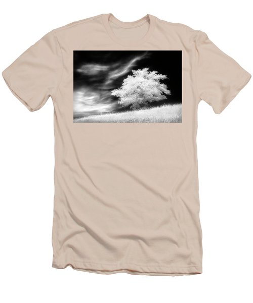 Men's T-Shirt (Slim Fit) featuring the photograph Heavenly Places by Dan Jurak