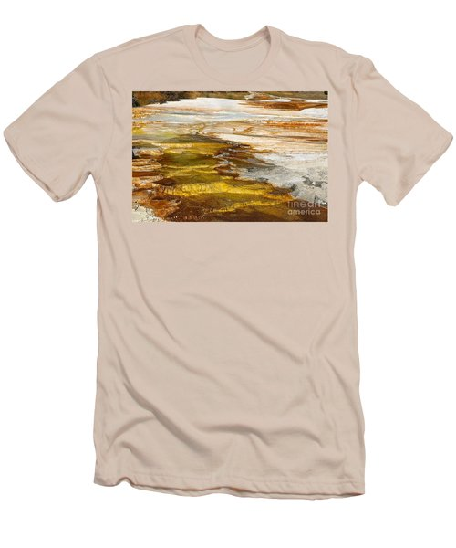 Men's T-Shirt (Slim Fit) featuring the photograph Heavens Staircase by Robert Pearson