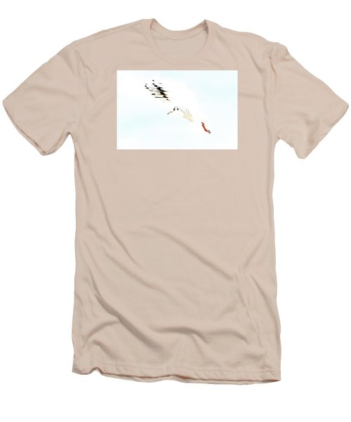 Hi Fly Men's T-Shirt (Slim Fit) by Gary Bridger
