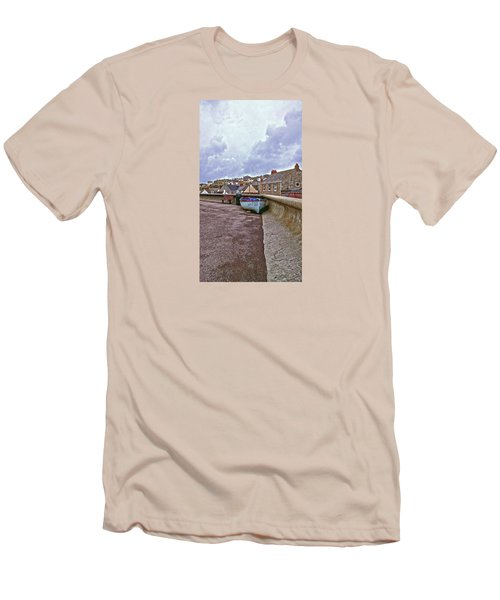 Men's T-Shirt (Slim Fit) featuring the photograph High And Dry by Anne Kotan