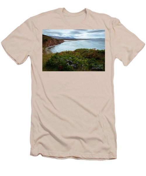 Highlands Of Cape Breton Men's T-Shirt (Athletic Fit)