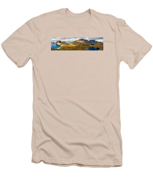 Holandsmelen North Men's T-Shirt (Athletic Fit)