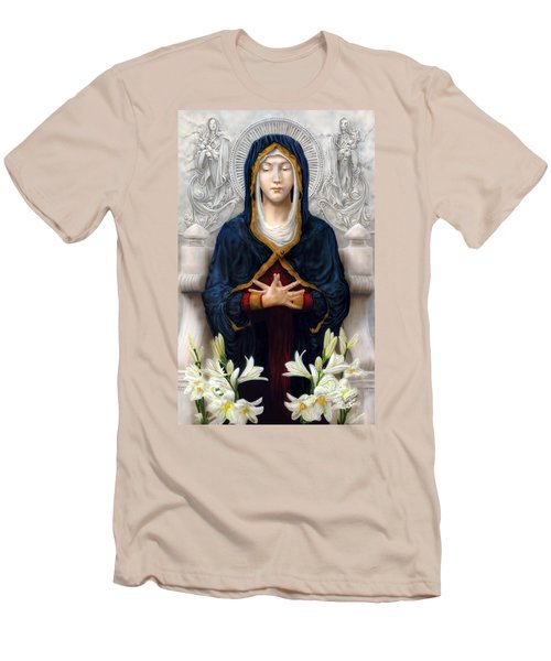 Holy Woman Men's T-Shirt (Athletic Fit)