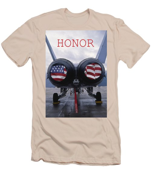 Honor Men's T-Shirt (Athletic Fit)