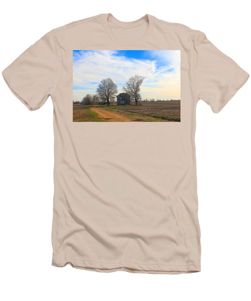 Hwy 8 Old House 2 Men's T-Shirt (Athletic Fit)