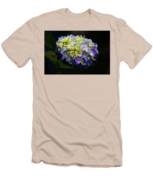 Hydrangea 3705 H_2 Men's T-Shirt (Athletic Fit)