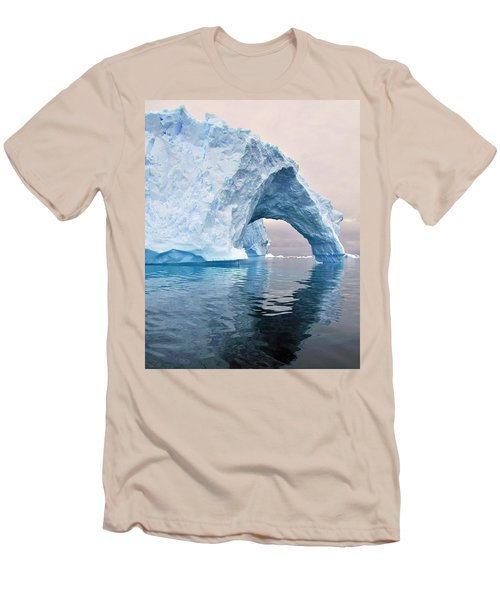 Iceberg Alley Men's T-Shirt (Athletic Fit)