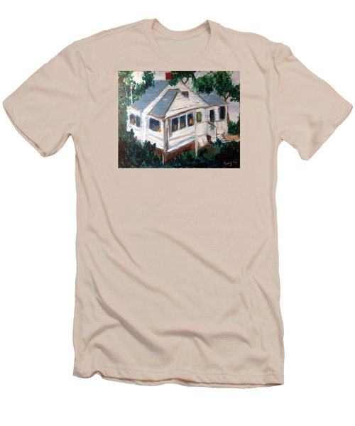 Impressions Of Cape Cod Men's T-Shirt (Slim Fit) by Roxy Rich