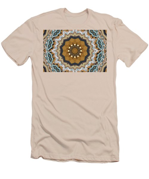 Men's T-Shirt (Athletic Fit) featuring the digital art Impressions by Wendy J St Christopher
