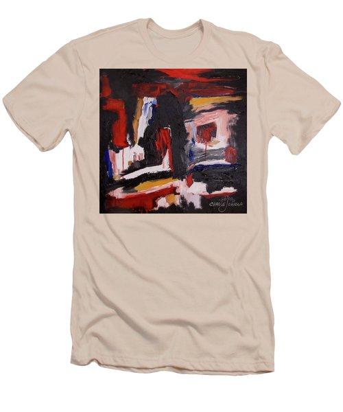 Inner Earth Men's T-Shirt (Athletic Fit)