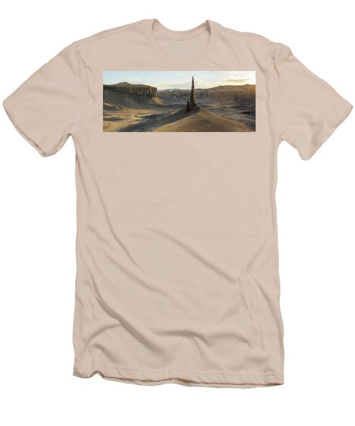 Men's T-Shirt (Athletic Fit) featuring the photograph Inspired Light by Dustin LeFevre