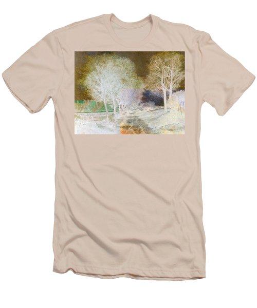 Inv Blend 4 Sisley Men's T-Shirt (Slim Fit) by David Bridburg