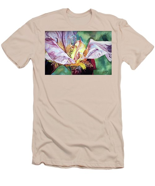 Iris Passion 1993 Men's T-Shirt (Athletic Fit)