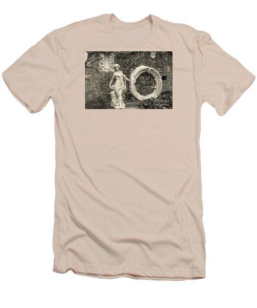 Italian Garden Men's T-Shirt (Athletic Fit)