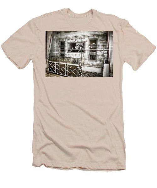 Ivanka Trump Store Men's T-Shirt (Slim Fit) by Dyle Warren