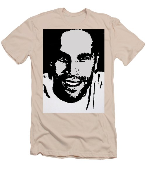 Jack Johnson In My Living Room Men's T-Shirt (Athletic Fit)