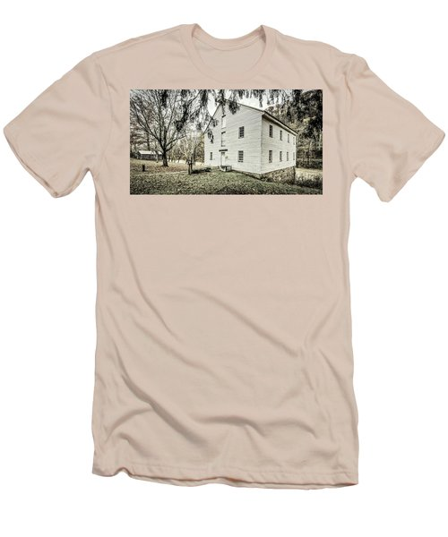 Jackson's Sawmill Men's T-Shirt (Athletic Fit)