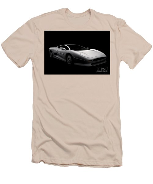 Jaguar Xj220 Men's T-Shirt (Athletic Fit)