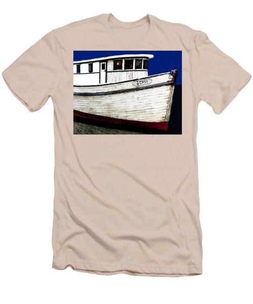 Jenny Men's T-Shirt (Slim Fit) by David Lee Thompson