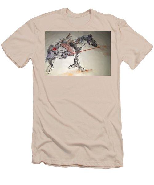 Jousting And Falcony Album  Men's T-Shirt (Athletic Fit)