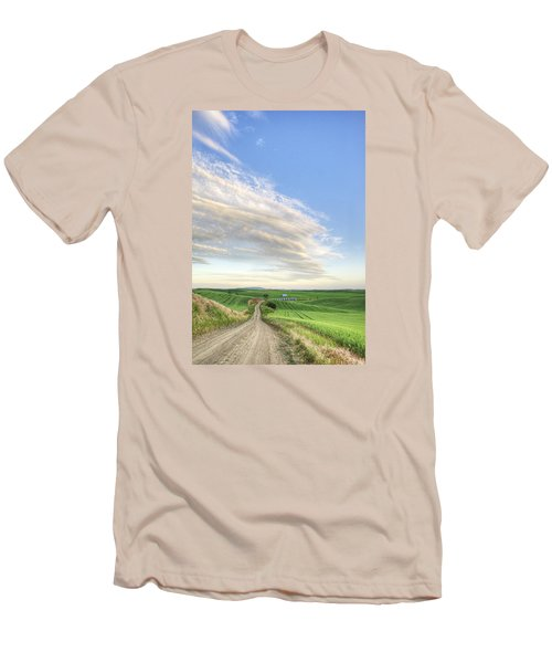 June Afternoon Men's T-Shirt (Athletic Fit)