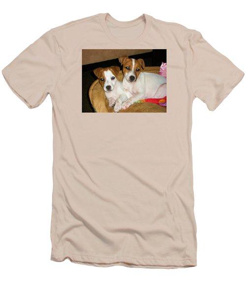 Just Love Men's T-Shirt (Athletic Fit)