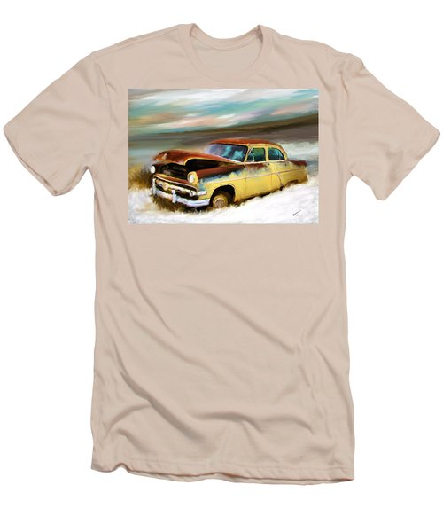 Just Needs A Paint Job Men's T-Shirt (Slim Fit)