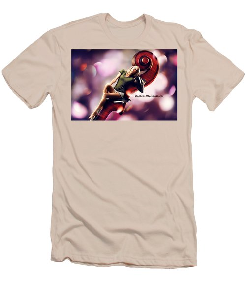 Kathrin Werderitsch Men's T-Shirt (Athletic Fit)