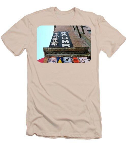 Keefer Rooms Men's T-Shirt (Athletic Fit)
