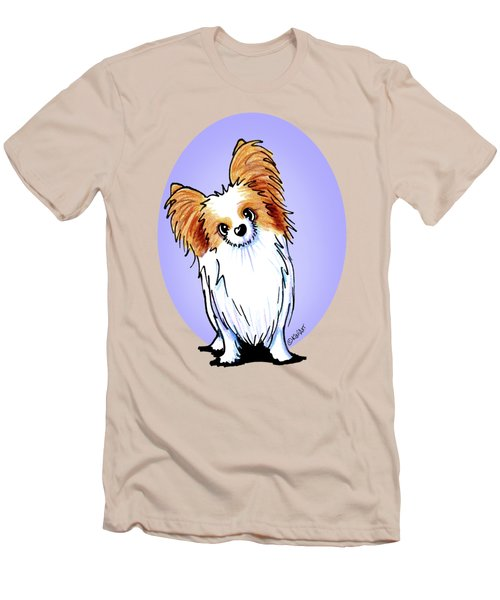 Kiniart Papillon Men's T-Shirt (Athletic Fit)