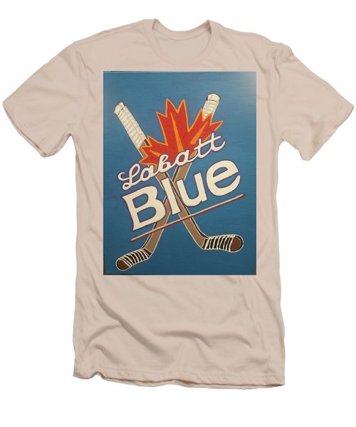 Labatt Blue Men's T-Shirt (Athletic Fit)