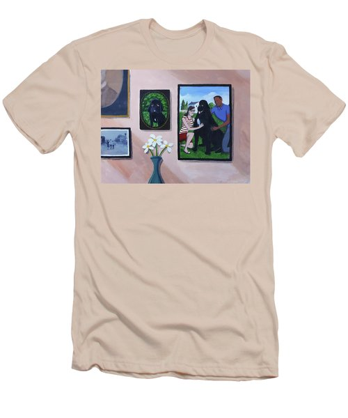 Lady's Family Gallery Men's T-Shirt (Athletic Fit)