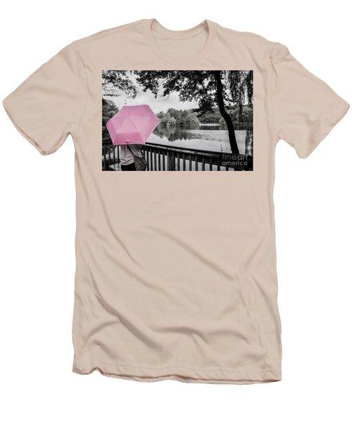 Lake Evinrude Men's T-Shirt (Slim Fit)