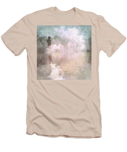Land Of Ascension Men's T-Shirt (Athletic Fit)
