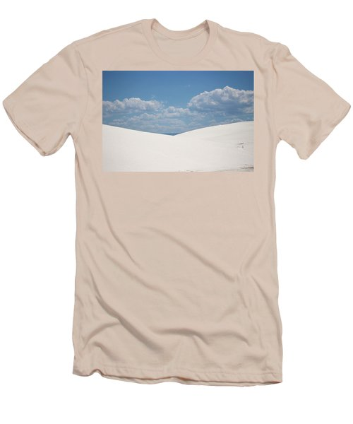 Landscapes Of White Sands 11 Men's T-Shirt (Athletic Fit)