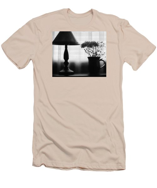Late Afternoon Men's T-Shirt (Slim Fit) by Bonnie Bruno