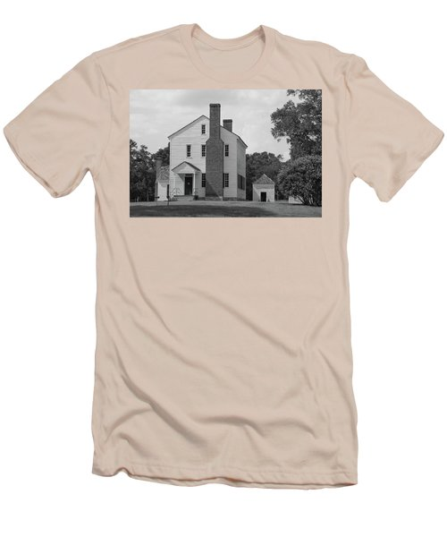 Latta Plantation House Men's T-Shirt (Athletic Fit)