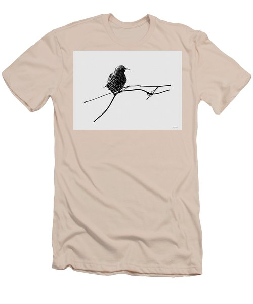 Learning To Fly Men's T-Shirt (Athletic Fit)