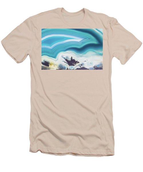 Level-22 Men's T-Shirt (Slim Fit) by Ryan Weddle