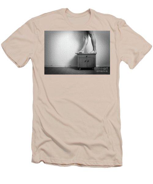 Lines #7054 Men's T-Shirt (Athletic Fit)