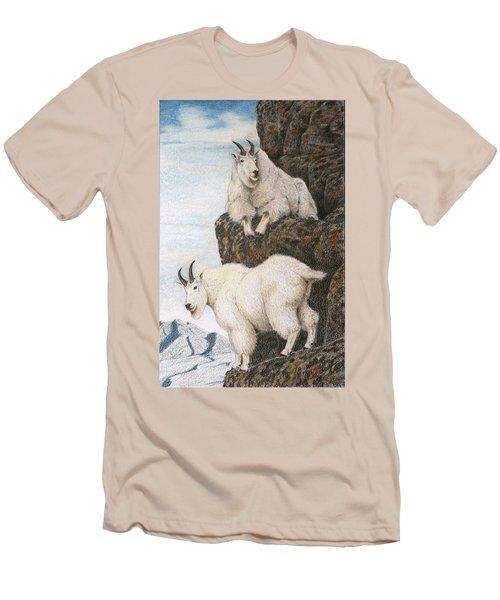 Lofty Perch Men's T-Shirt (Athletic Fit)