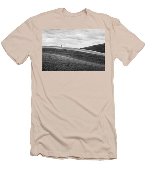 Lonesome Men's T-Shirt (Slim Fit) by Ryan Manuel
