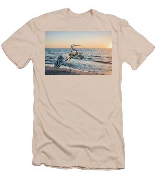 Looking For Supper Men's T-Shirt (Slim Fit) by Brian Tarr