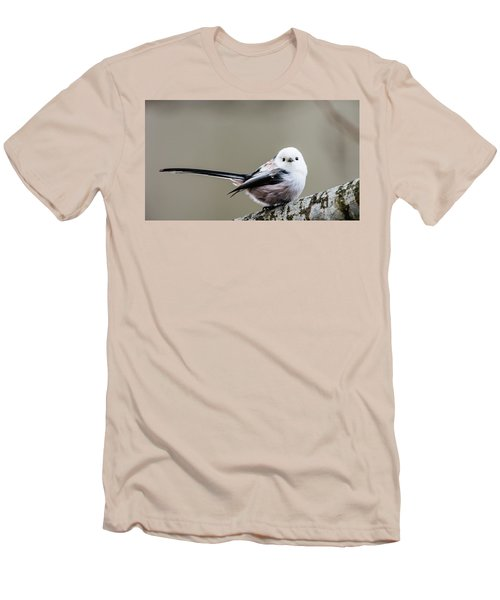Men's T-Shirt (Slim Fit) featuring the photograph Loong Tailed by Torbjorn Swenelius