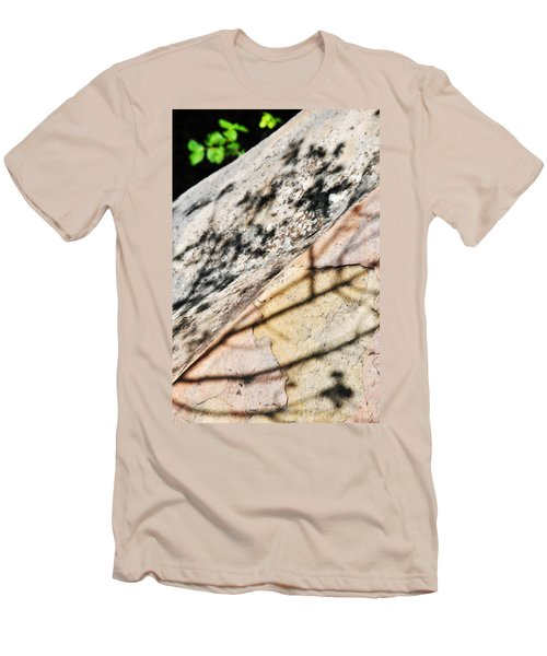 Men's T-Shirt (Slim Fit) featuring the photograph Los Padres Stone by Kyle Hanson
