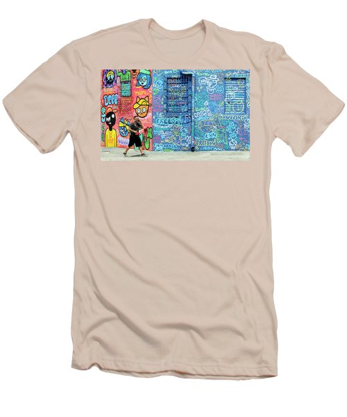 Lost In Translation Men's T-Shirt (Slim Fit) by Keith Armstrong