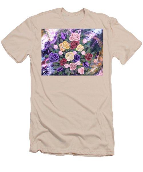 Loving Memory Men's T-Shirt (Athletic Fit)