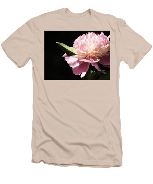 Men's T-Shirt (Slim Fit) featuring the photograph Loving The Sunshine by Betty-Anne McDonald