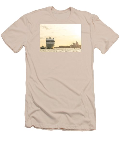 Loving Venice To Death Men's T-Shirt (Athletic Fit)